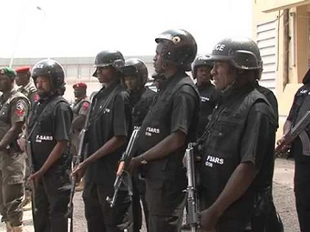 Chaos as Gunmen Wearing Special Anti-Robbery Squad Uniforms Brutally Murder Policeman in Bayelsa