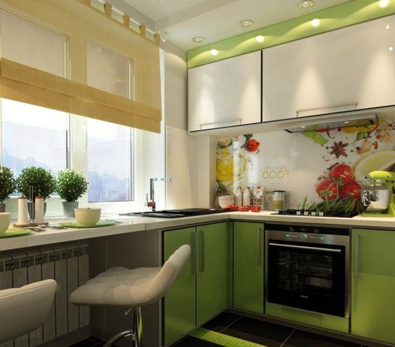 Kitchen Cabinet Ideas 2018: 15 Kitchen Cabinets Designs & 2018 Popular Paint Colors
