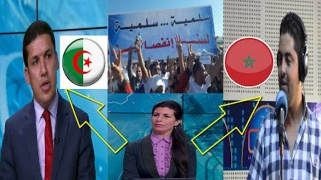 متير: اعلامية جزائرية تدخل في نقاش ساخن حول حراك الريف في المغرب