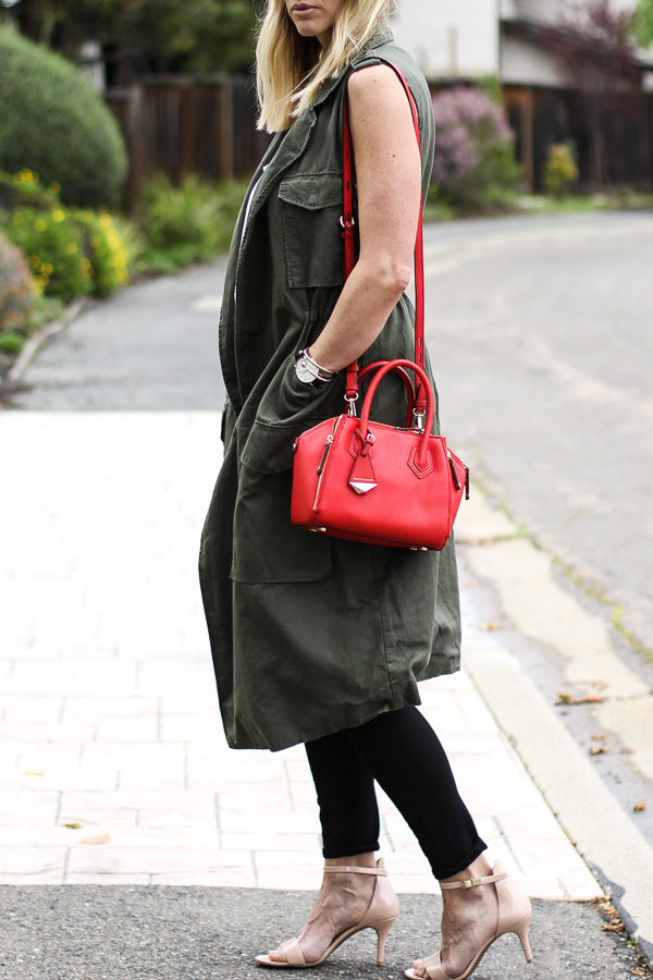 red handbag crossbody