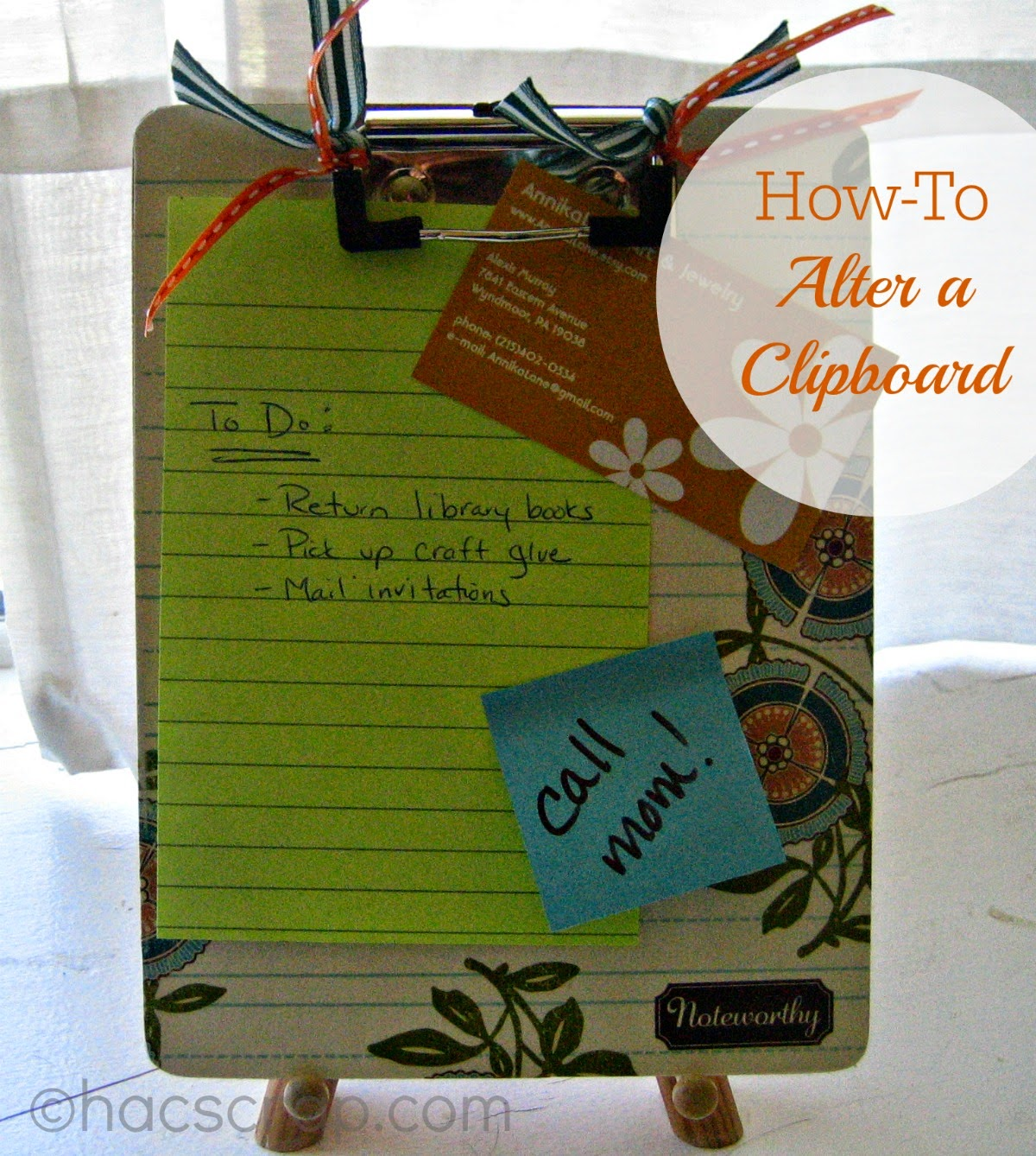 My Scraps | Altered Clipboard