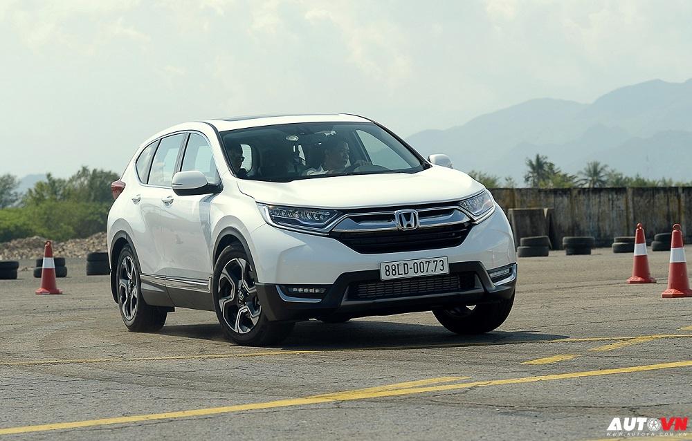 Vướng nhiều nghi vấn lỗi, Honda CR-V vẫn hút khách hàng Việt
