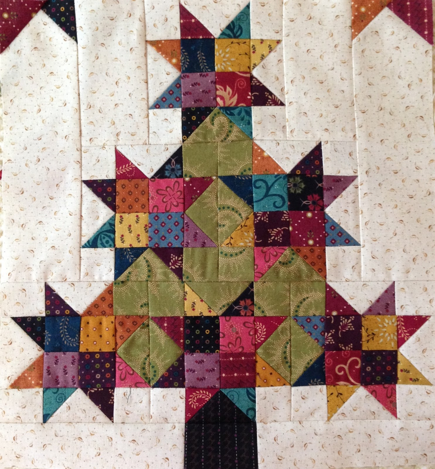 Sew'n Wild Oaks Quilting Blog: Christmas In July Time : quilting blogs christmas - Adamdwight.com