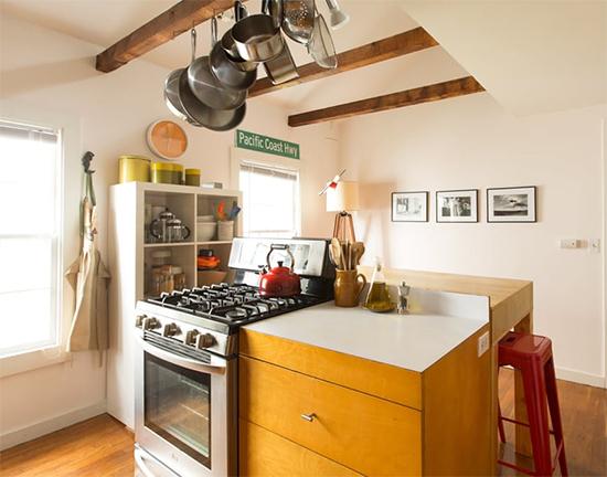 ilha na cozinha, loft, acasaehsua, a casae eh sua, decor, home decor, interior, interior design, decoração