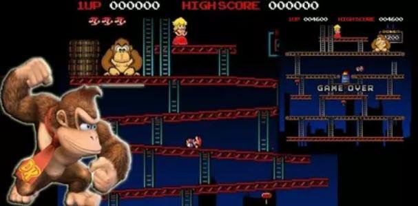 تحميل لعبه القرد Donkey Kong