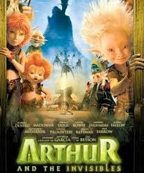 Animation Movie Watch Free Arthur And The Invisibles 2006 Movie
