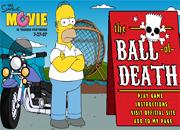 Los Simpsons La Bola de la Muerte