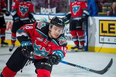 WHL: Carsen Twarynski Wants An NHL Contract