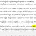 [Info] A Saga Geneilson Santana + Resposta