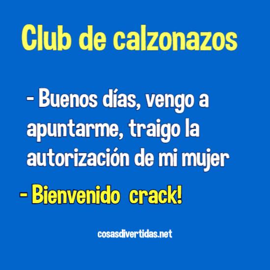 Club de calzonazos