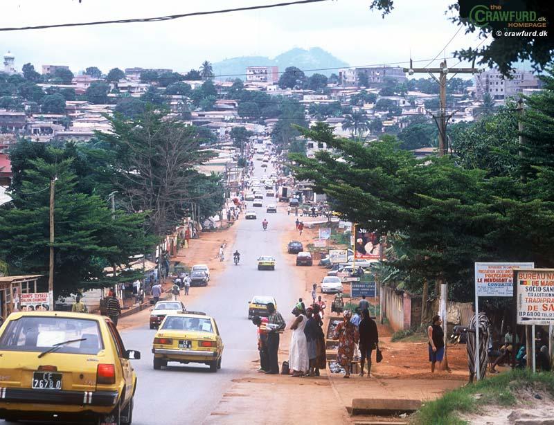 Yaoundê, Capital de Camarões