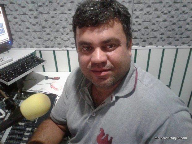 Polícia divulgará retrato falado do assassino do Radialista Claudemir Nunes nesta quarta-feira