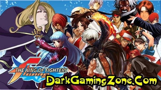 king of fighters xiii pc game free download