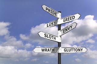 7 Deadly Sins (7 Dosa Mematikan)