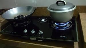 Cara Masak Nasi Gunakan Dapur Gas