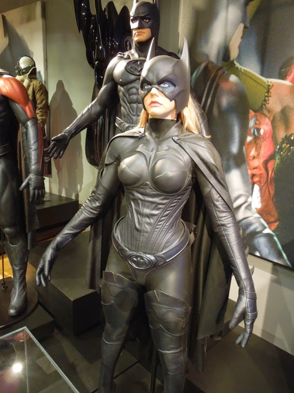 Alicia Silverstone Batgirl movie costume Batman and Robin