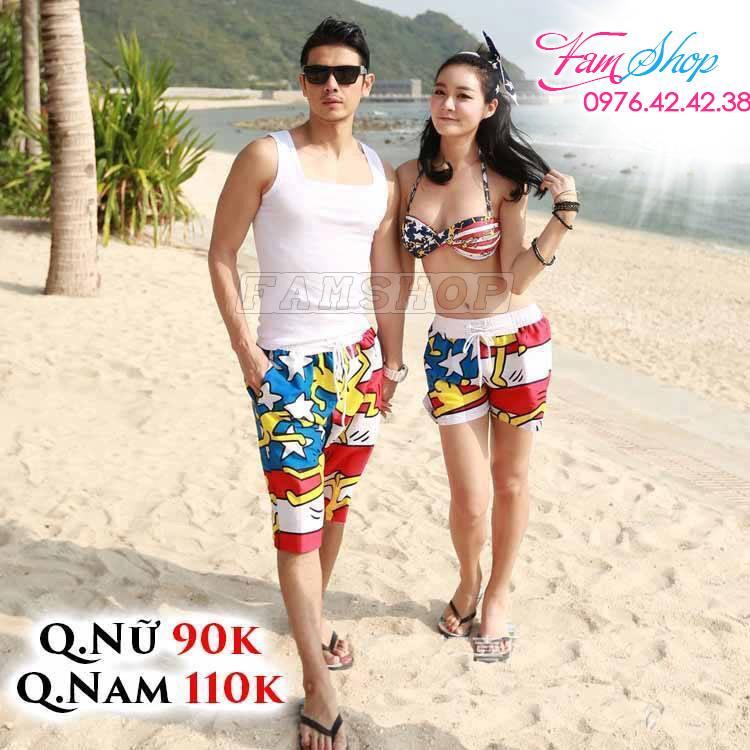 Do doi di bien o Hang Bai