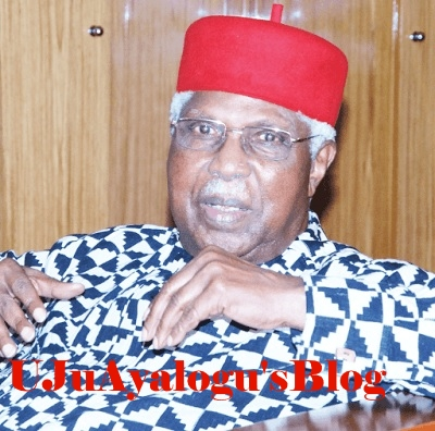 How FG Abandoned Late Alex Ekwueme in London Hospital - CD Makes Revelations