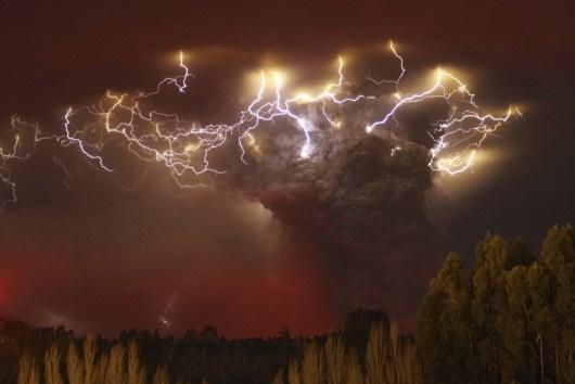 Erupção do Vulcão Puyehue