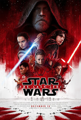 Star Wars The Last Jedi (BRRip 720p Dual Latino / Ingles) (2017)