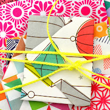 DIY little origami enveloppes