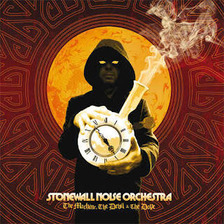 """Το βίντεο των Stonewall Noise Orchestra για το τραγούδι """"Superior #1"""" από τον δίσκο """"The Machine, the Devil & the Dope"""""""