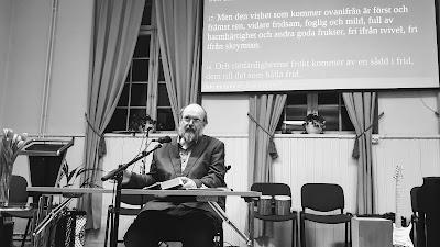tisdag 26 februari 2019 kl 18, Hans Lindelöw: Edoméen Doeg och tungan