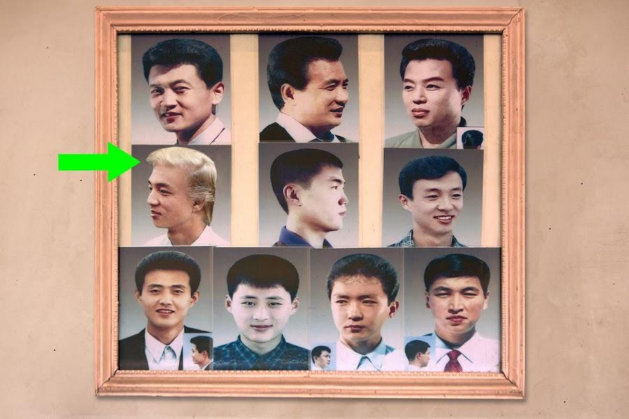 Nordkorea Frisuren