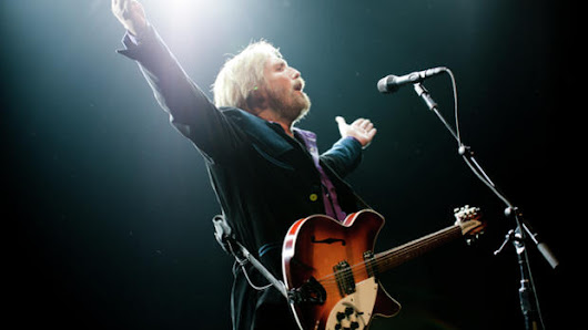 Tom Petty Rebellion and Music