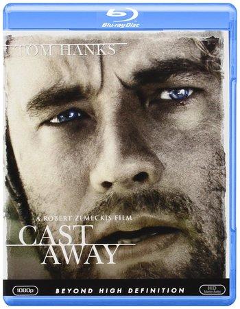 Cast Away (2000) Dual Audio 480p