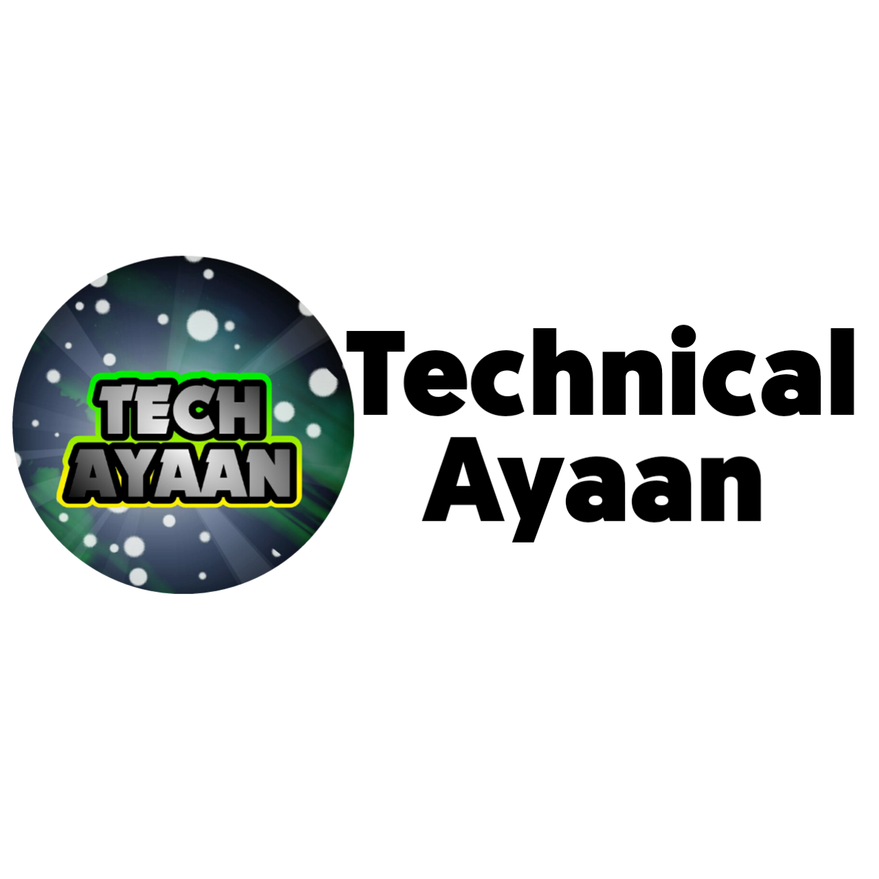 500 Subs Special Gfx Pack - TECHNICAL AYAAN