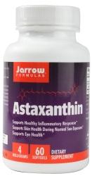 poza cu cutia capsulelor astaxanthin