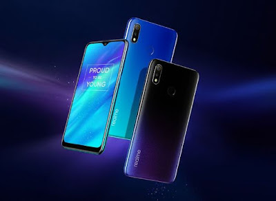 Realme 3 with HD+ Display, Helio P70 launched in India