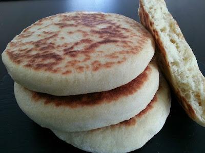 طريقة تحضير خبز المطلوع