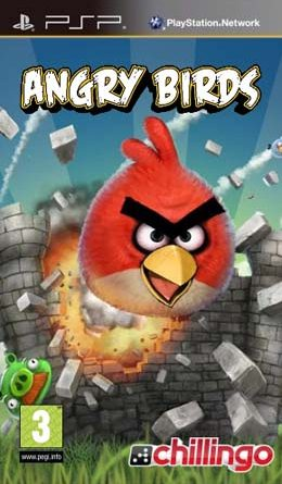 ROMs - Angry Birds  - PSP Download