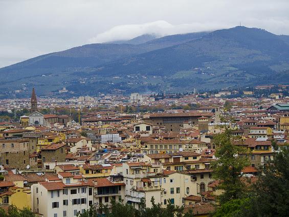 Itali: Florence, Kota Kelahiran Renaissance