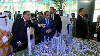 دراسة إنشاء قطار سريع لربط القاهرة الجديدة والعاصمة الإدارية