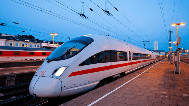 Germany The Sixth Railway Network