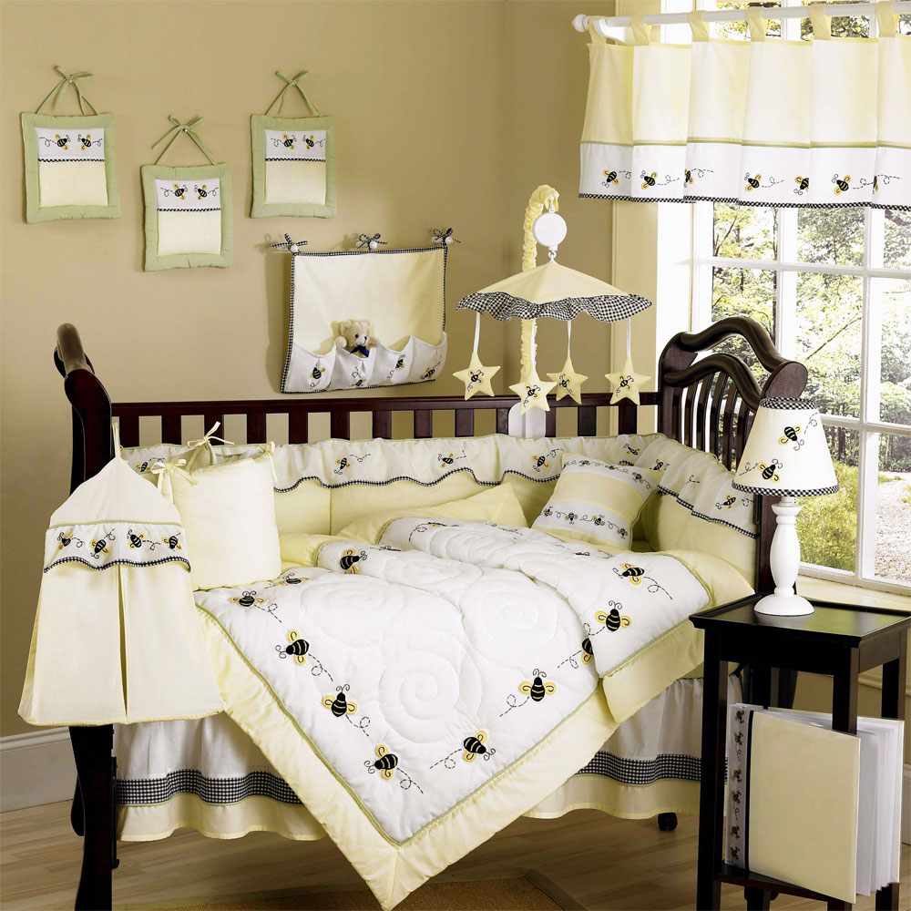 Bumble Bee Bedding Sets Duvet Cover Bed Sheets And