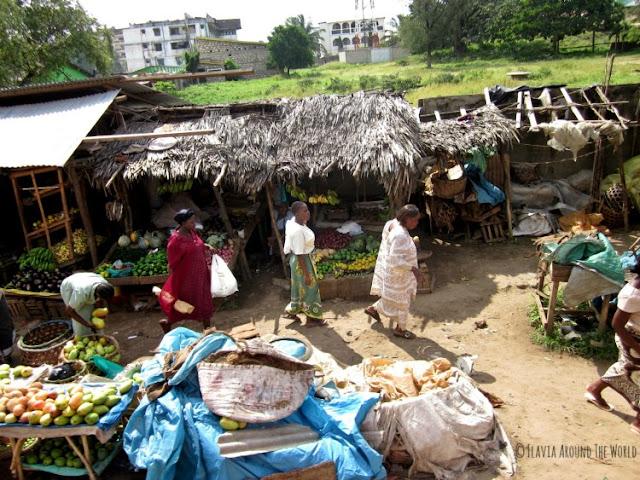 Mercado Kenia