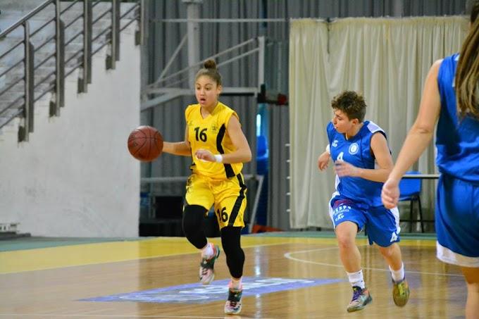 Οι πρώτες σε πόντους νεάνιδες που αγωνίζονται στα πρωταθλήματα νεανίδων και γυναικών-Αντέχει η Ελενα Τσινέκε