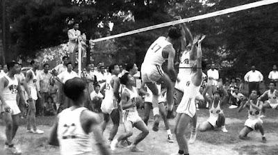 Sejarah Bola Voli Indonesia dan Internasional ✓ Sejarah Bola Voli Indonesia dan Internasional