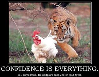 Gambar Gambar Lucu Motivasi Bahasa Inggris Confidence is Everything