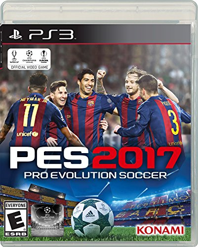 [GAMES] Pro Evolution Soccer 2017 – CLANDESTiNE (PS3/USA)