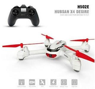 Drone hubsan Murah Memiliki Gps