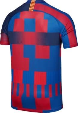 FCバルセロナ 2018-19 ユニフォーム-マッシュアップ
