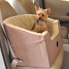 K&H Manufacturing Bucket Booster Pet Seat Large Gray 14.5-Inch by 24-Inch