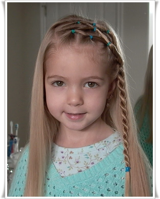 Contoh Model Rambut Pendek Anak Perempuan