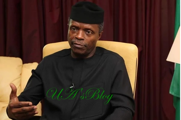 VP Osinbajo names looters of $3bn from NNPC