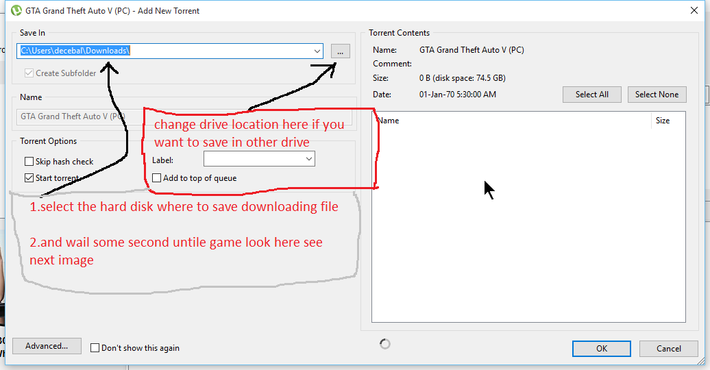 how to download gta 5 without utorrent and license key